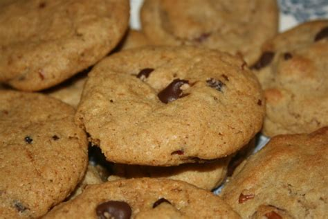 azie kitchen chocolate chips cookies good for you chocolate chip cookies recipe genius kitchen