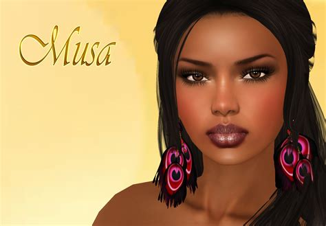 sims 3 african american hairstyles wow skins musa ethnic skin new skin addiction