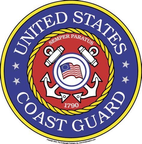 Cost Garde Coast Guard Emblem Clipart