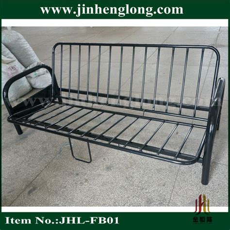 futon metal sofa bed metal folding futon sofa bed buy folding futon sofa bed