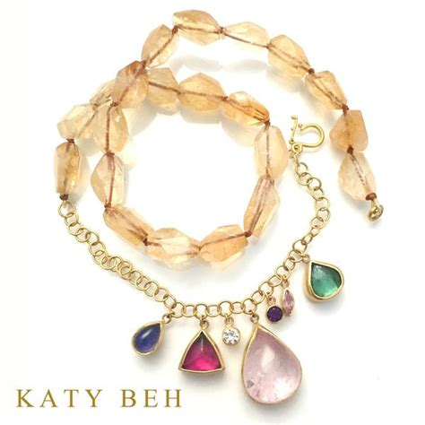 New Orleans Handmade Jewelry - new orleans jewelry designer katy beh handmade in gold