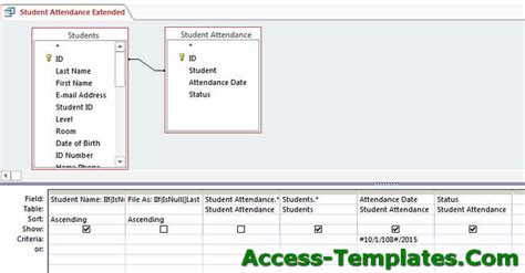 javascript query tutorial ms access query option find duplicates and parameters