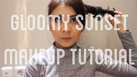 tutorial makeup kesha ratuliu kesha ratuliu gloomy sunset makeup tutorial youtube