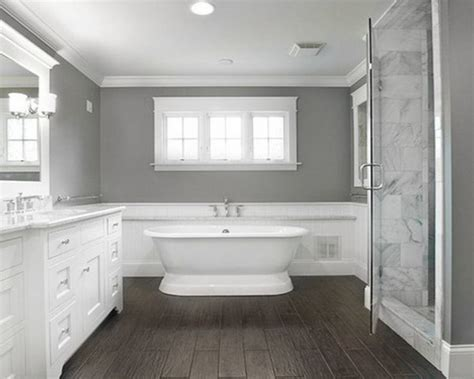 New Bathroom Colors by Nifty Bathroom Decoration Designs Along With Grey Color