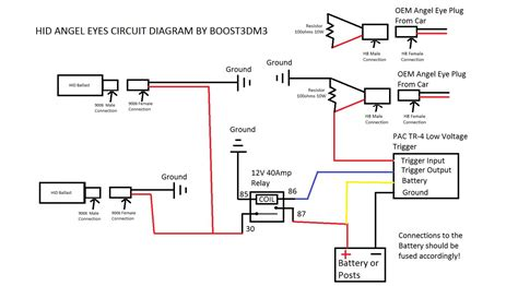 e46 headlight wiring diagram wiring diagram with description