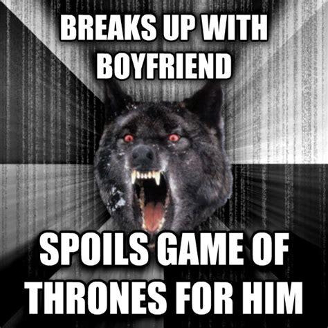 Wolf Meme Generator - livememe com insanity wolf