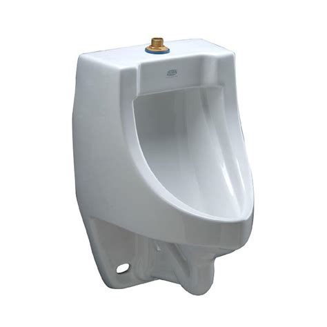 home bathroom with urinal zurn pint 0 125 gpf ultra low consumption urinal in white