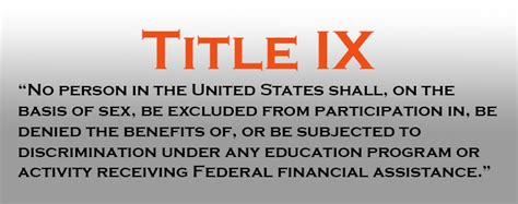 Title Ix Report Template