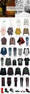 fall and winter capsule wardrobe mid season review