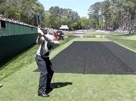 adam scott swing slow motion adam scott slow motion swing analysis golf videos from