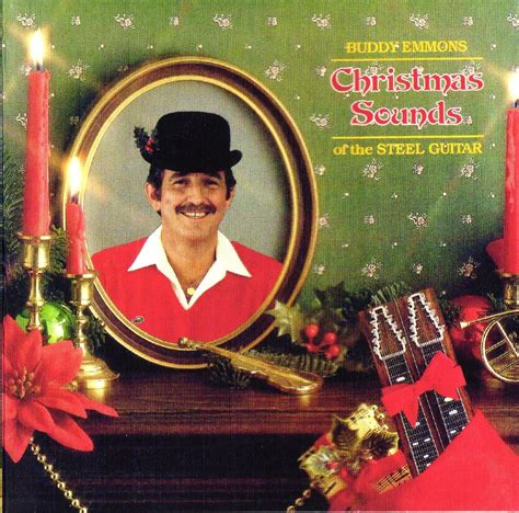 el rancho christmas sounds   steel guitar buddy emmons
