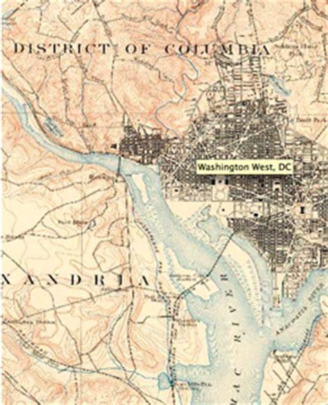 washington dc map society genealo gy 187 uncategorized