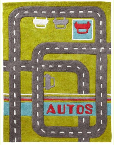 alfombra circuito de coches