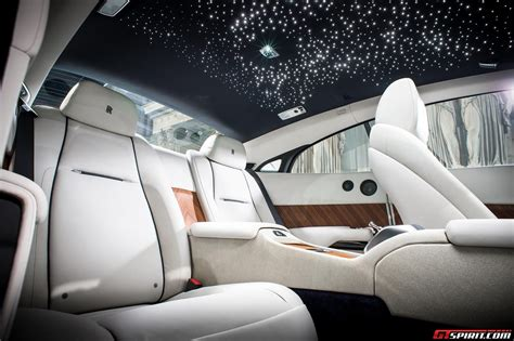 rolls royce inside lights rolls royce wraith roof google search luxury cars