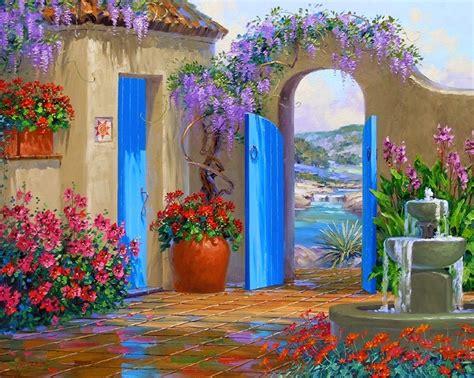 imagenes para pintar al oleo gratis cuadros modernos pinturas pintura de flores al 211 leo con
