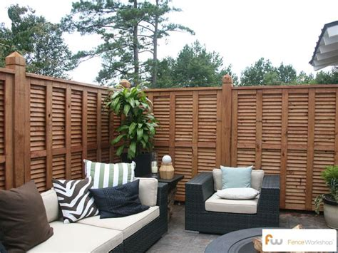 backyard privacy wall another angle of a beautiful custom wood privacy fence