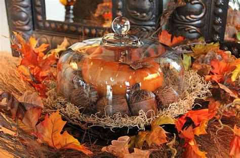 festive diy home decor projects  fall