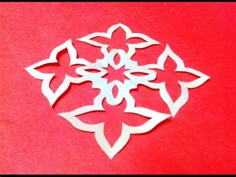 How To Make Paper Cutting - diy kirigami paper cutting crafts