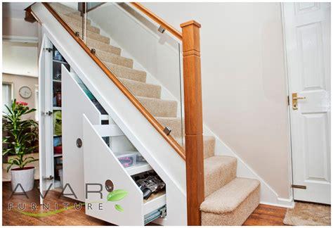 Under Stairs Shoe Storage Ideas