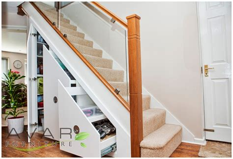 understairs shoe storage 貂 豺 stairs storage ideas gallery 2