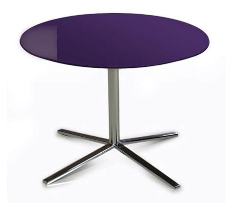 purple accent table dreamfurniture com t48a purple end table