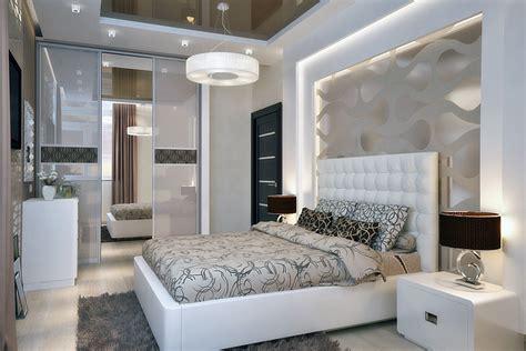 спальня в стиле модерн фото в интерьере