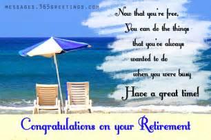 retirement wishes greetings 365greetings
