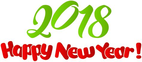 new year png 2018 happy new year png clip image gallery
