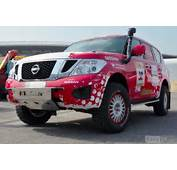 Nissan Patrol Y62 / Rally Cars For Sale