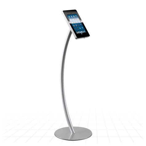 A Stand Curve Display Stand Tablet Display Stands