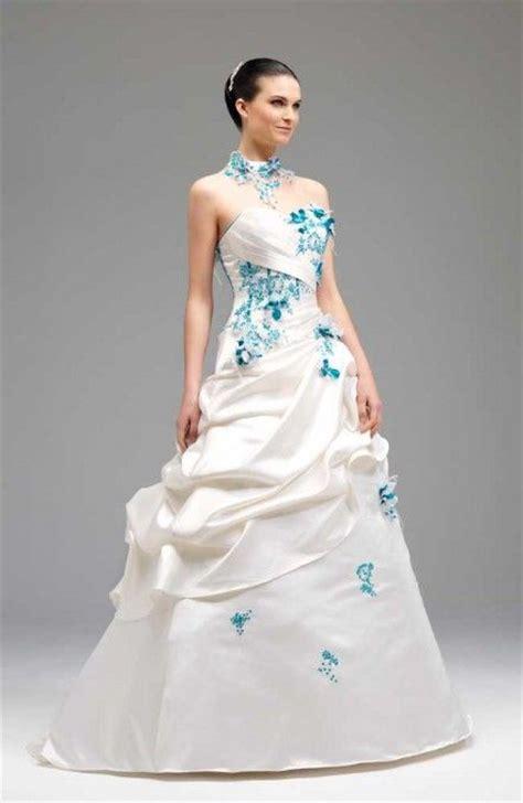 Robe De Mariée Bleu Turquoise Et Ivoire - 1000 id 233 es 224 propos de robes de mari 233 e turquoise sur
