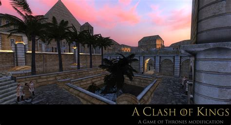 download mod game clash of kings images a clash of kings game of thrones mod for mount
