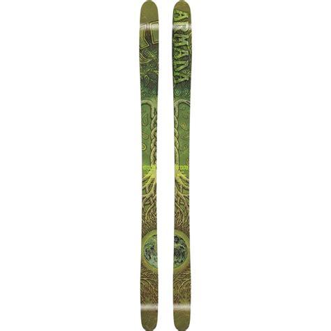 dogs on skis armada b ski backcountry