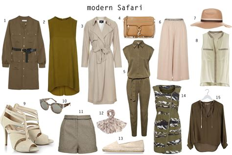 Safari Trend by 6 Favorite Summer Fashion Trends 2015 How I Met