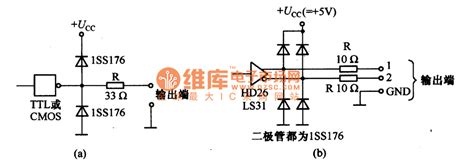 digital integrated circuit families the output protection circuit of digital integrated circuit remote control circuit circuit