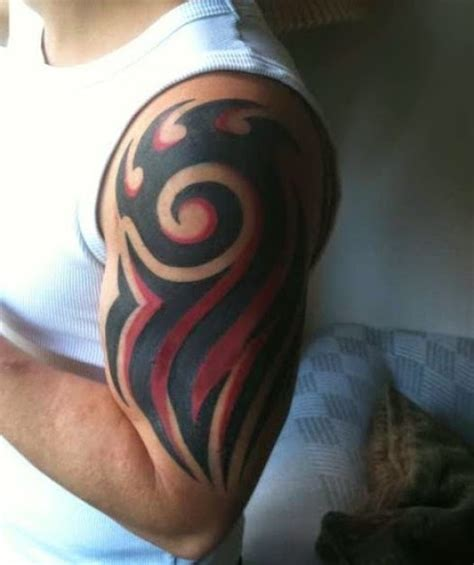 tattoo arm gets bigger 55 awesomest tribal tattoos designs for men and women