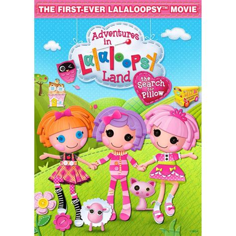Adventures In Lalaloopsy Land Search For Pillow by Lalaloopsy Land Wiki Fandom Powered By Wikia