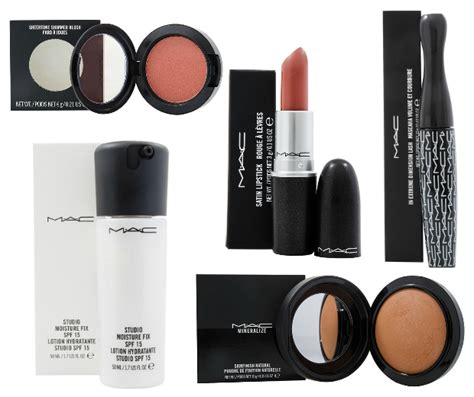 Mac Cosmetics Sles by Secretsales Got 25 All Mac Products Look