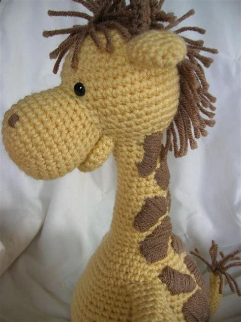 amigurumi pattern giraffe 25 unique crochet giraffe pattern ideas on pinterest