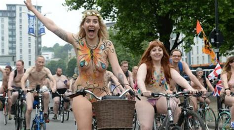 cycle confident  twitter   birthday suit ready