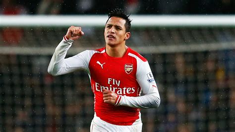 alexis sanchez arsenal alexis sanchez arsenal qpr premier league goal com