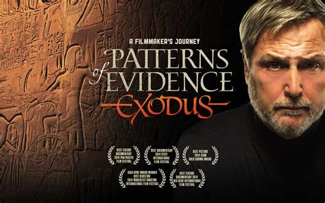 pattern of evidence book pattern of evidence the exodus patterns of evidence the