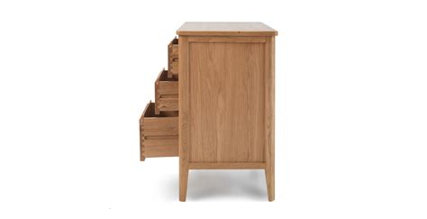 Small Sideboard With Drawers by Cadley Oak Small Sideboard With Drawers Lifestyle