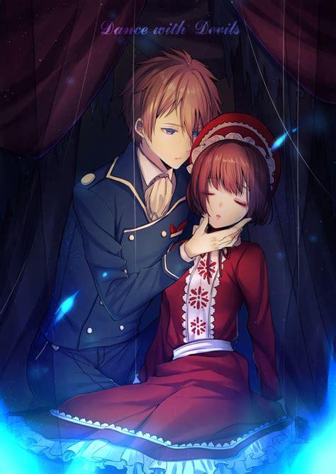 with devils fanart zerochan anime image board