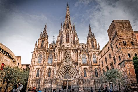 barcelona cathedral barcelona cathedral revisited