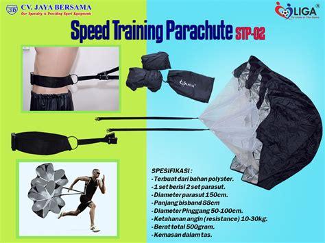 Parasut Untuk Latihan Lari speed parachute stp 02 distributor alat olahraga
