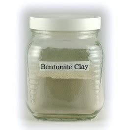 Sonne 7 Detox Directions by Bentonite Clay
