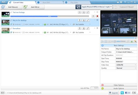 converter free download any video converter free version 6 2 3 download videohelp