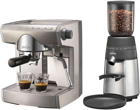 Sunbeam PU5900 (EM5900 Machine   EM0450 Coffee Grinder) Reviews   ProductReview.com.au
