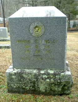 Alamance County Marriage License Records Morrison T Morson Langley 1865 1915 Find A Grave Memorial